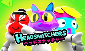 Headsnatchers PS3 Complete Game Latest Edition Download