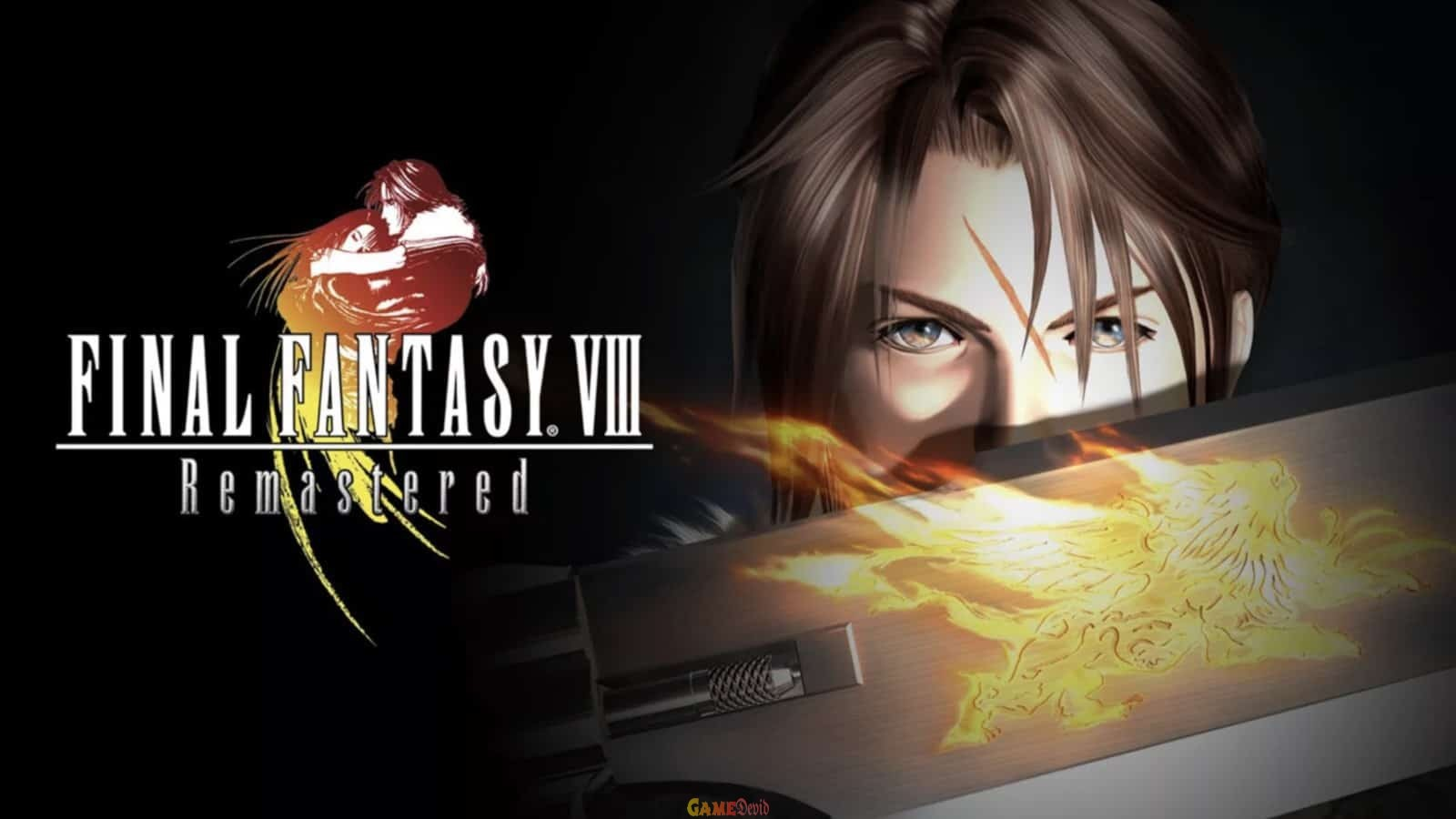 Final Fantasy VIII Remastered PC Cracked Game Trusted Download Free