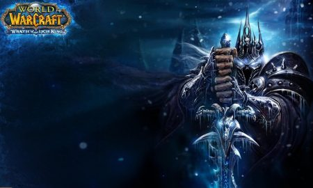 World of Warcraft: Wrath of the Lich King Official PC Game Free Download