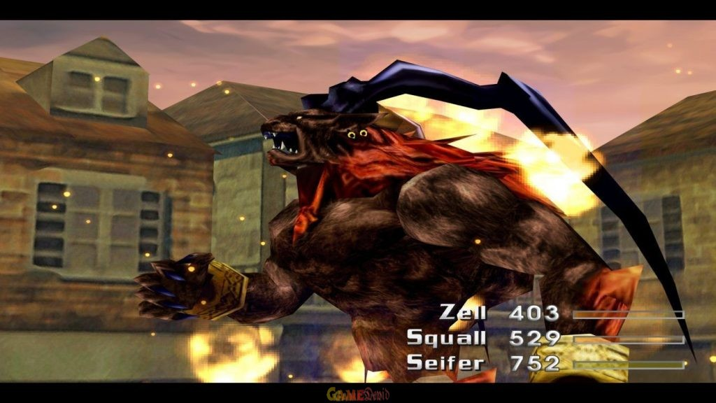 Final Fantasy VIII Remastered Xbox 360 Game Edition Download