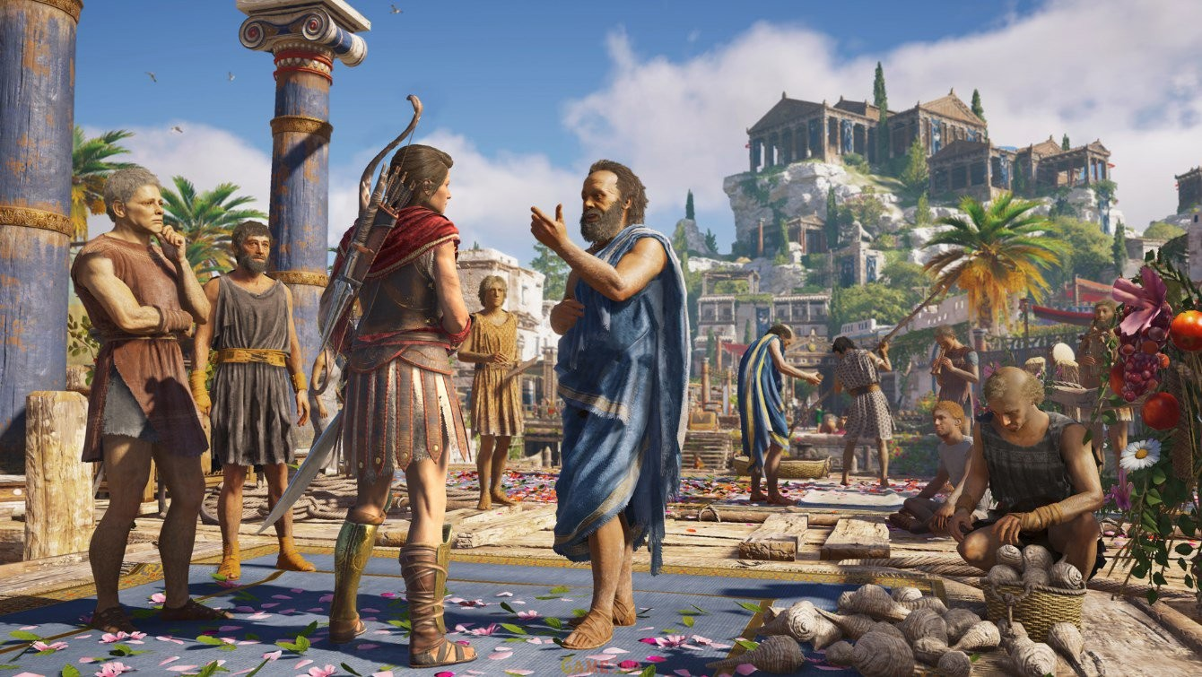 Assassin's Creed Odyssey Download Complete PS Game Version Free