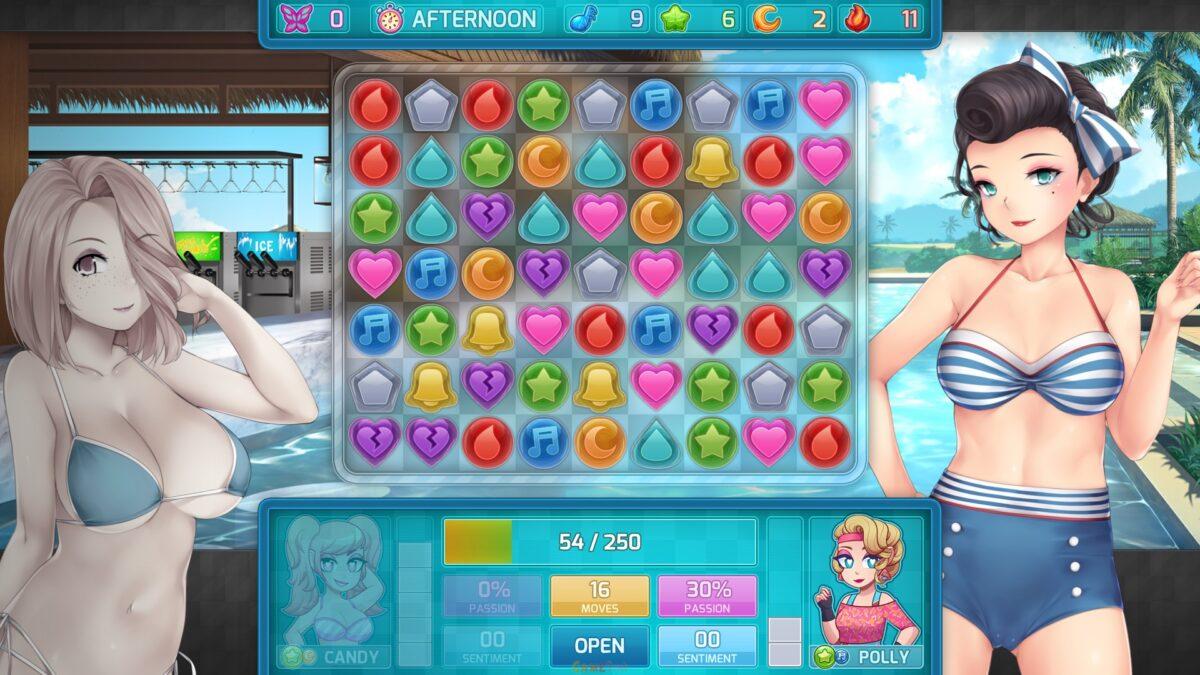 HUNIEPOP Mobile Phone Game Full Setup Free Download Link