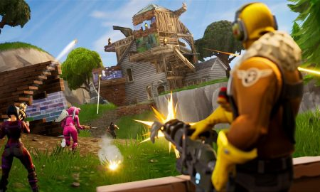 Fortnite Battle Royale APK Mobile Android Game Latest Download