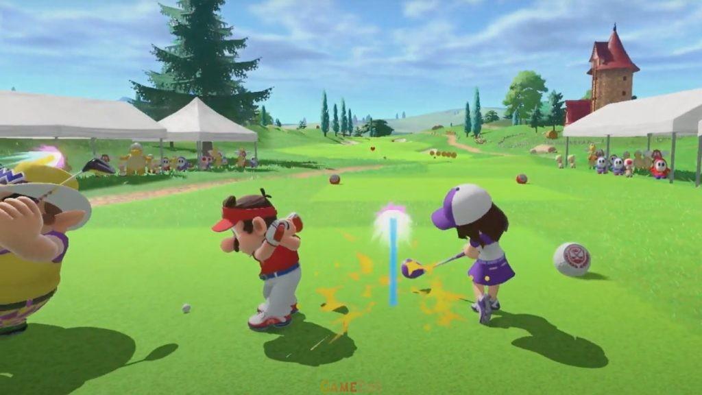 Mario Golf: Super Rush PS Game Full Version Download Link