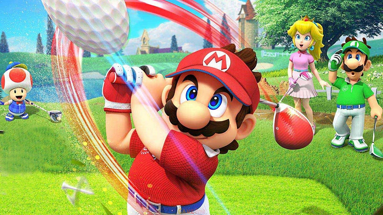 Mario Golf: Super Rush Download Nintendo Switch Game Full Setup