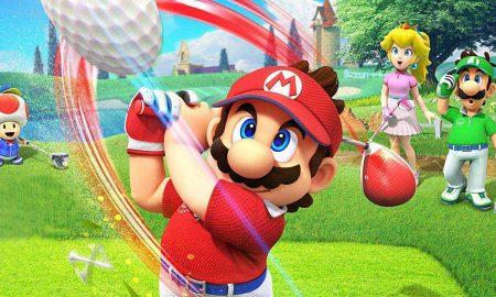 Mario Golf: Super Rush PC Complete Game Version Download