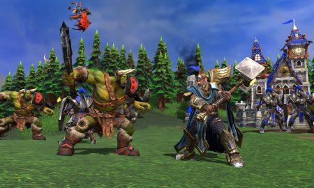 Warcraft 3: Reforged Nintendo Switch Game Full Download
