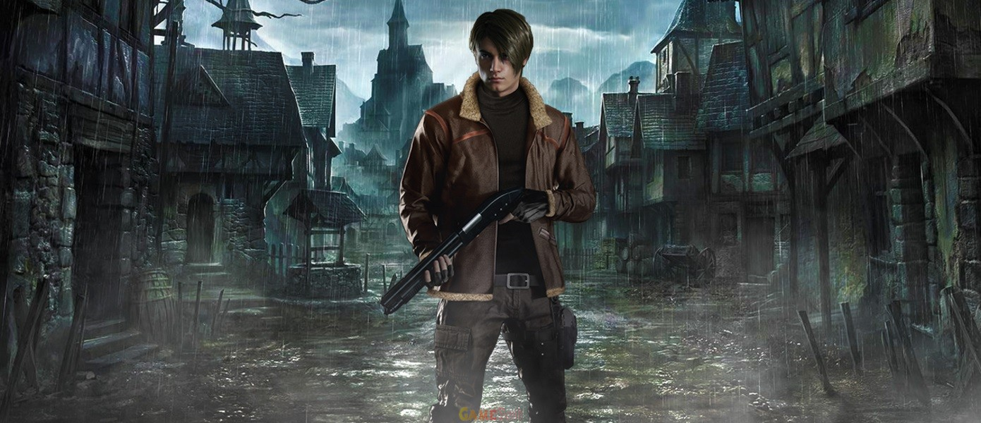 Resident Evil 4 Remake iPhone Mobile iOS Game Updated Season Download