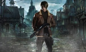 Resident Evil 4 Remake Official PC Cracked Game Full Setup Download