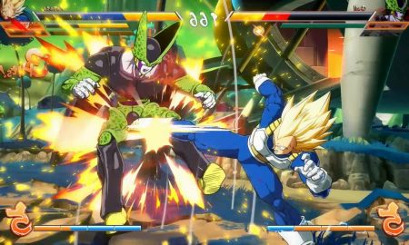 Dragon Ball FighterZ PC Cracked Game Latest Download