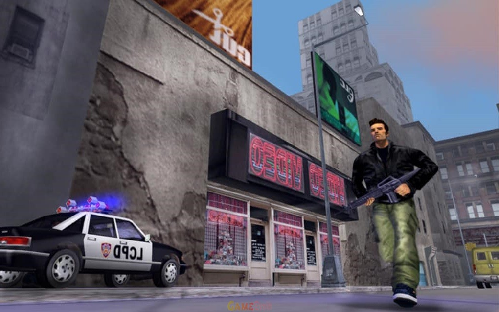 Grand Theft Auto 3 iPhone iOS Game Updated Season Download
