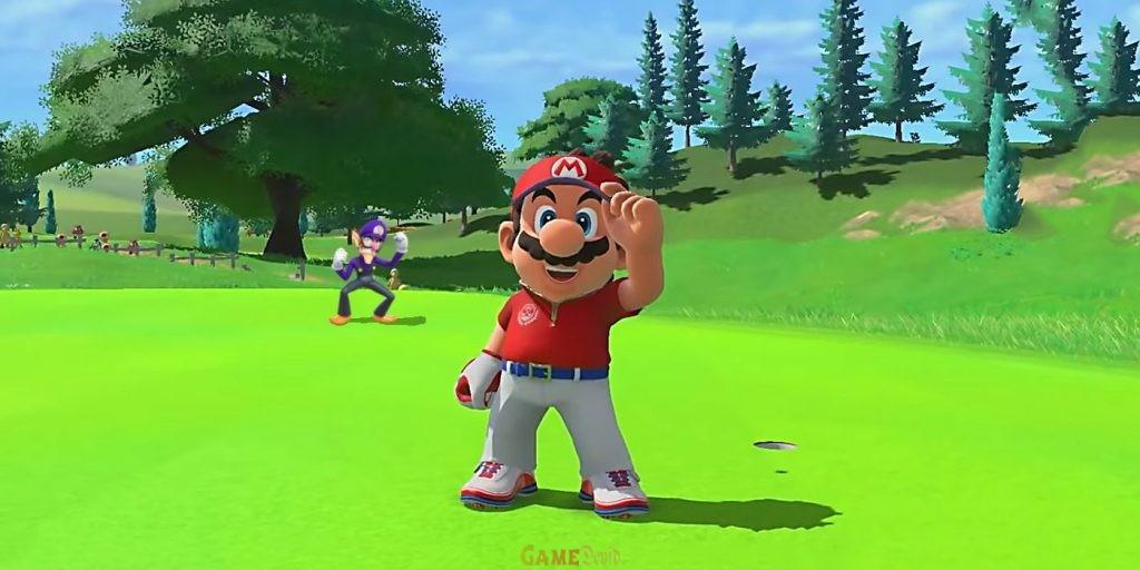 Mario Golf: Super Rush iPhone iOS Game Updated Season Download