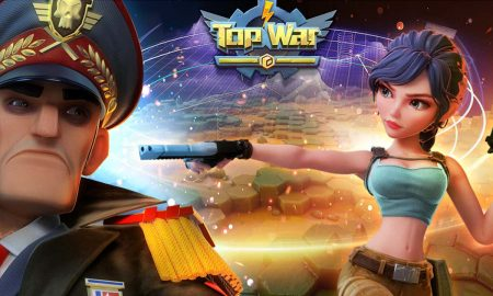Top War: Battle Game PS4 Game New Season Download Play Free