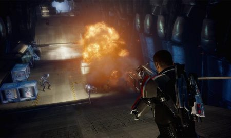 Mass Effect 2 APK Mobile Android Game Full Version Download