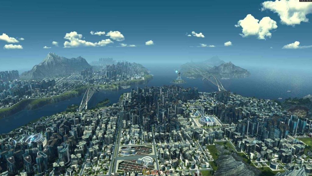 Anno 2205 Download PC Cracked Game New Season