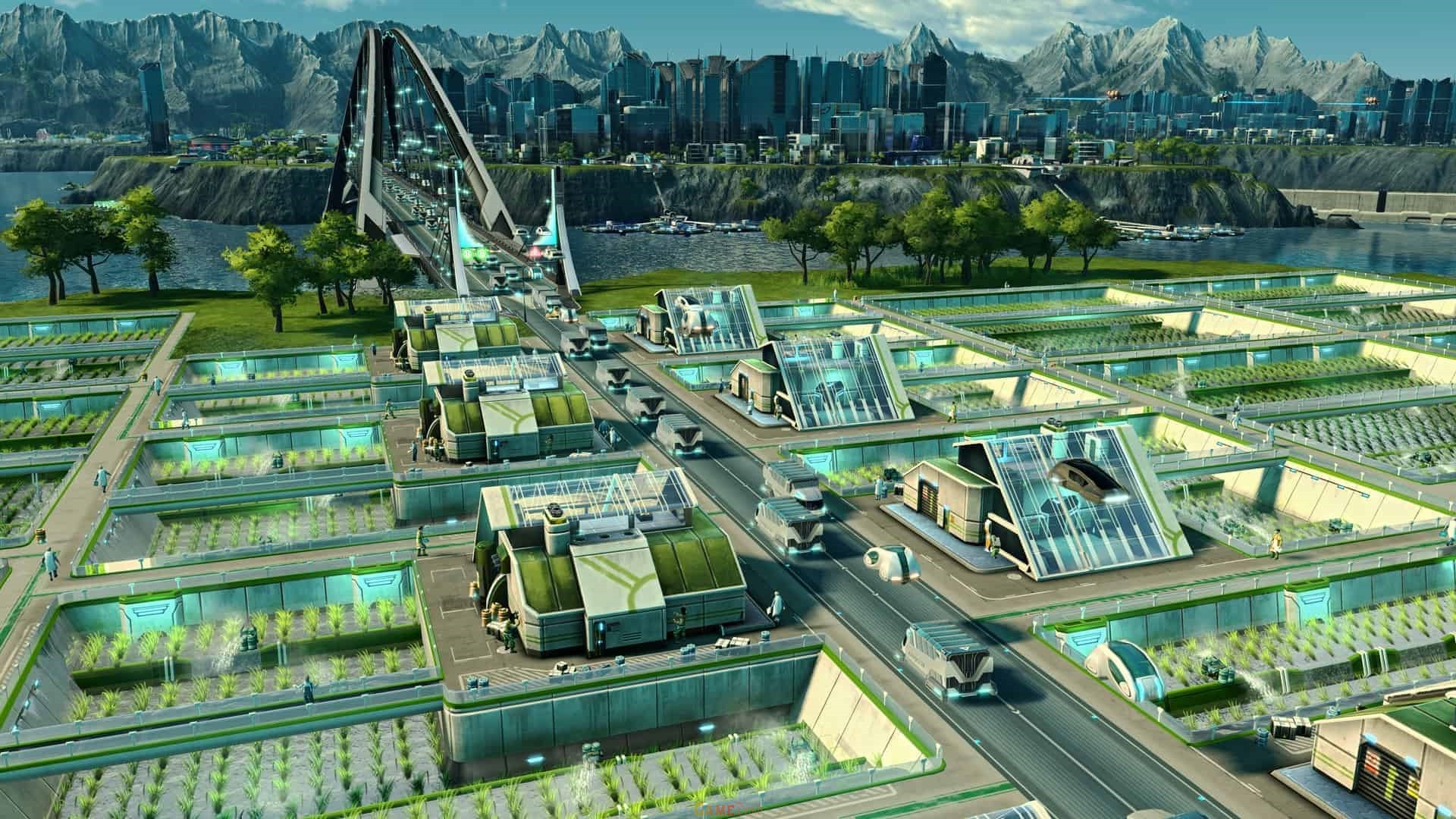 ANNO 2205 Nintendo Switch Game Latest Season Download Free
