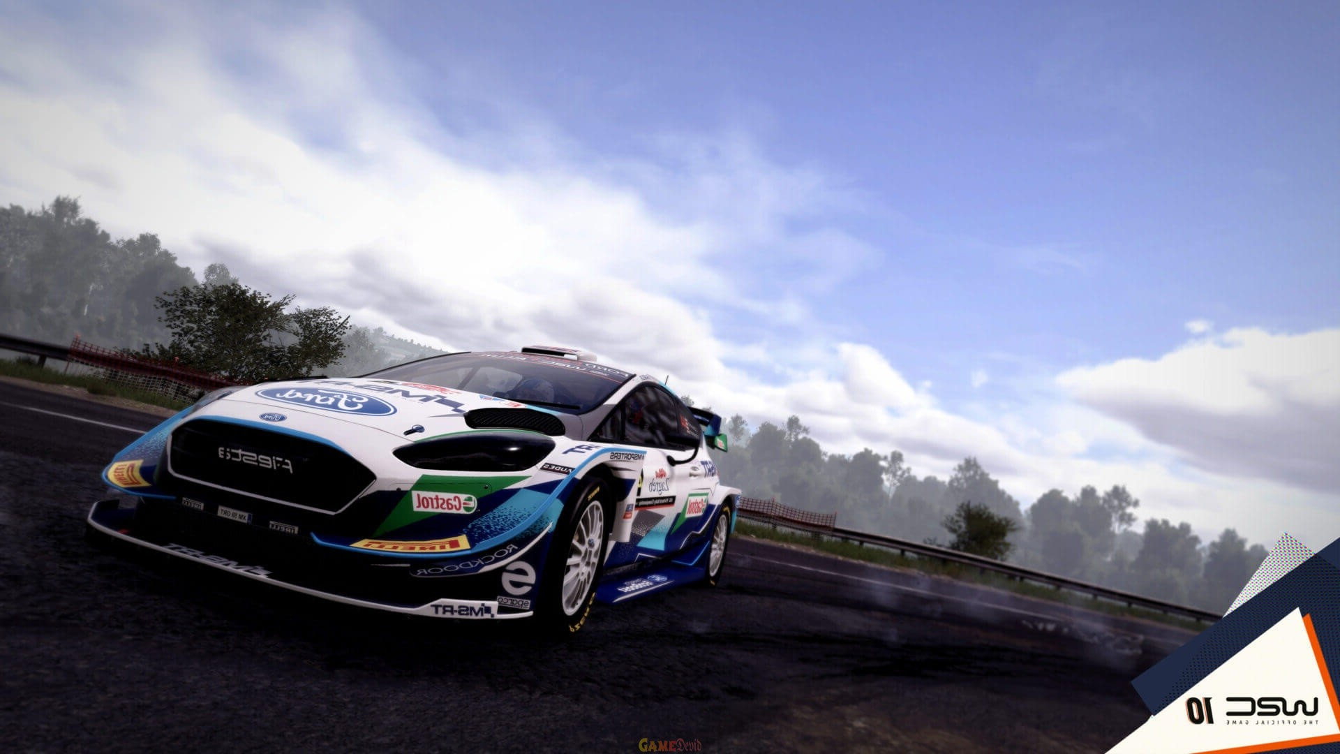 WRC 10 Android Game Full Setup Latest Download