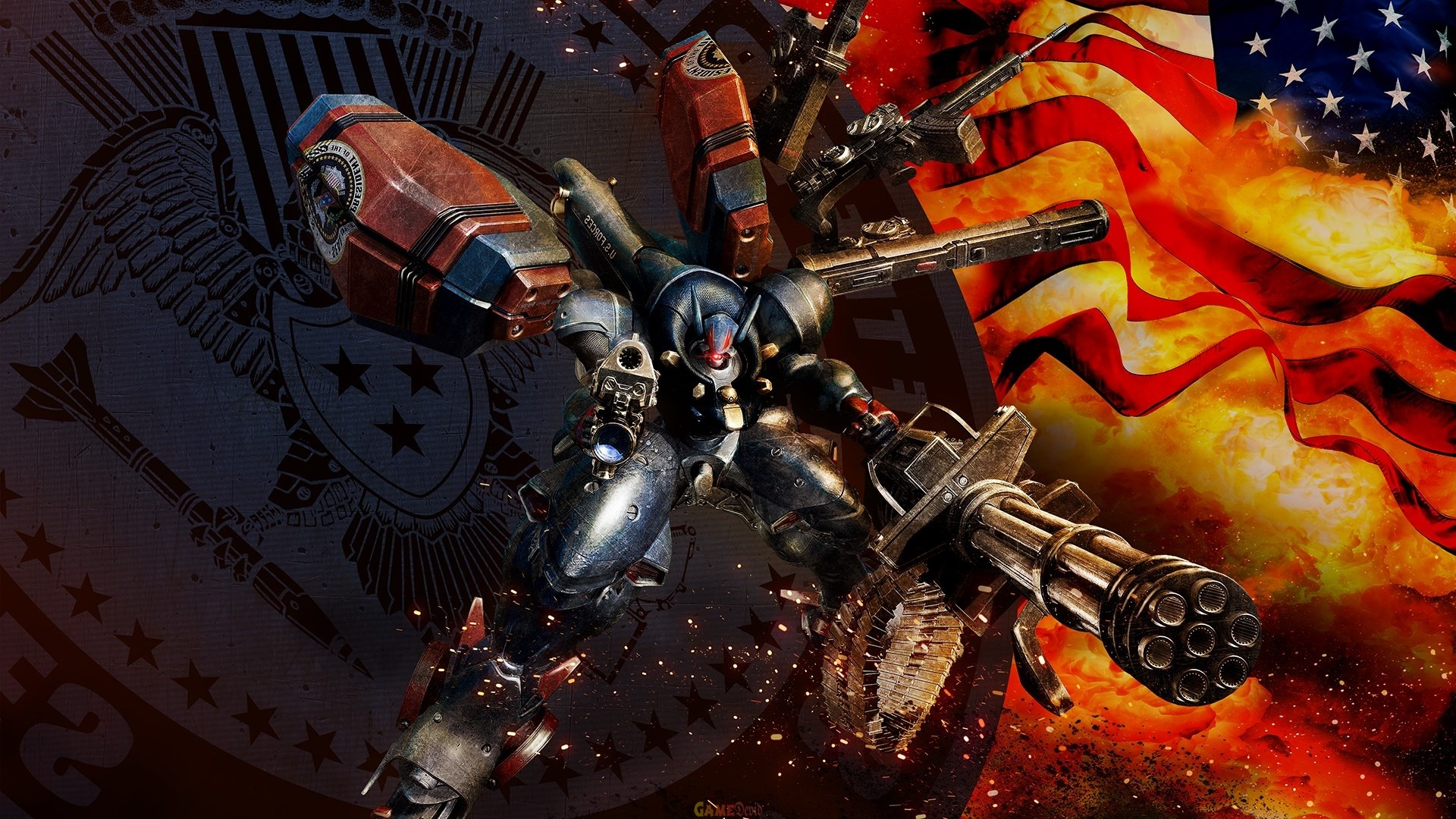 Metal Wolf Chaos XD Android Game Full Setup Download Free