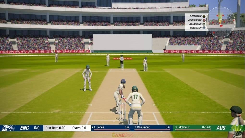DOWNLOAD EA SPORTS CRICKET 2019 PS3 GAME FULL SETUP