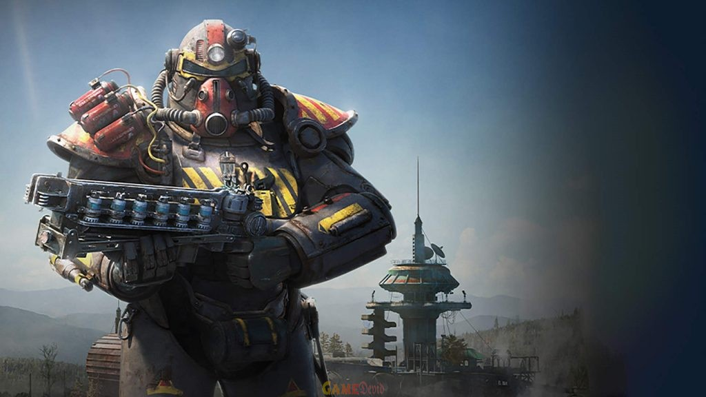 Fallout 76: Wastelanders APK Mobile Android Game With Setup Download