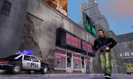 Grand Theft Auto 3 PS3 Game Fast Download