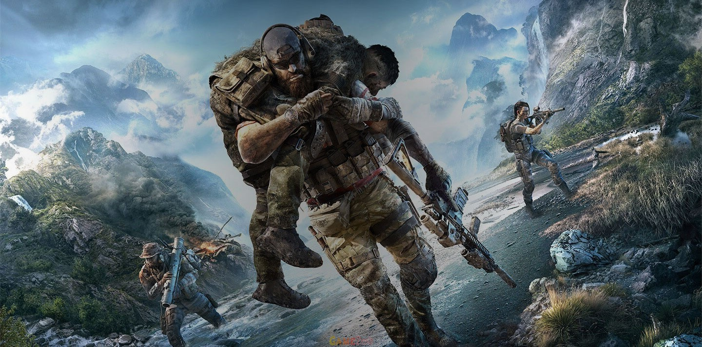 Tom Clancy's Ghost Recon Breakpoint IOS Game Updated Season Download