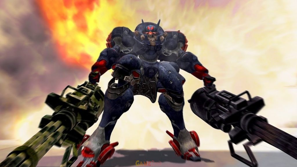 Metal Wolf Chaos XD PC Full Cracked Game Free Download