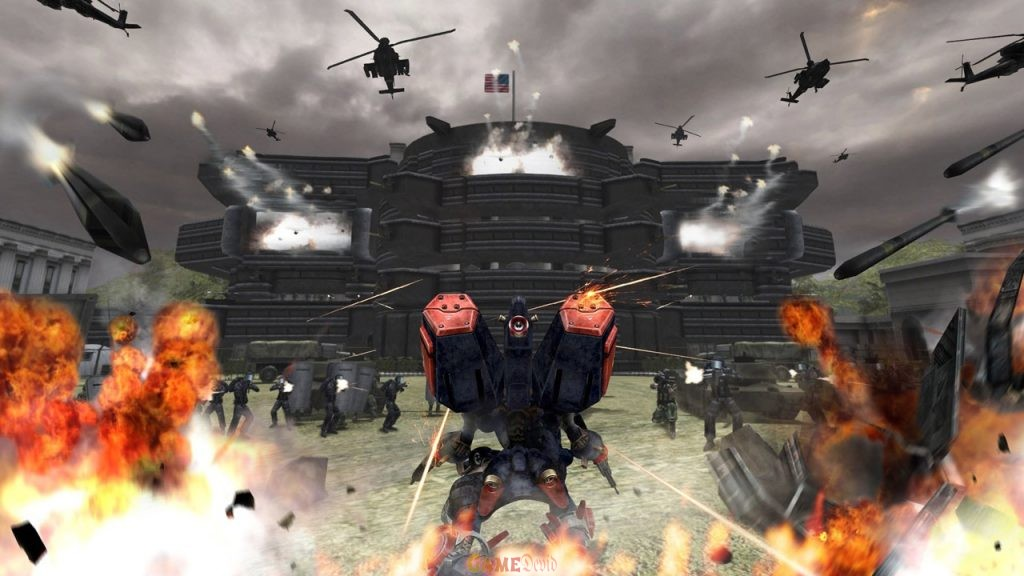 Metal Wolf Chaos XD Nintendo Switch Game Latest Download