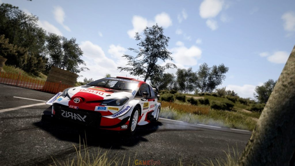 WRC 10 Official PC Cracked Game Full Season Download