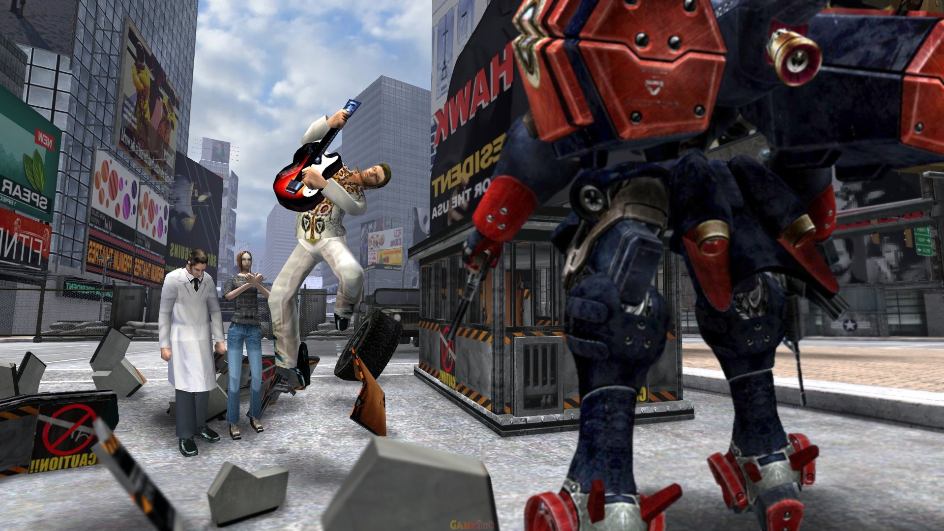 METAL WOLF CHAOS XD PS5 GAME FULL VERSION DOWNLOAD