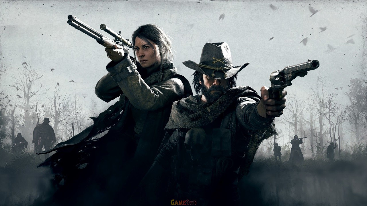 Hunt:Showdown APK Mobile Android Game With Setup Download