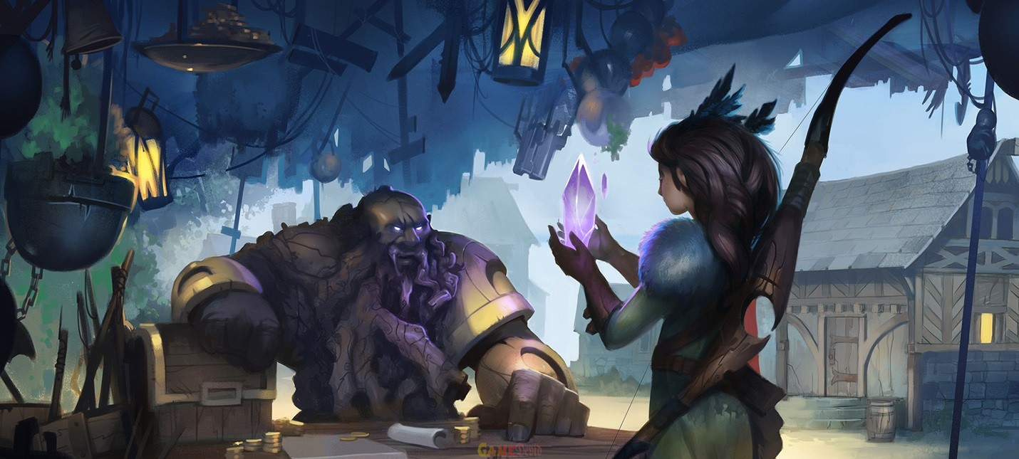 PvP MMO Crowfall iPhone iOS Game Free Download