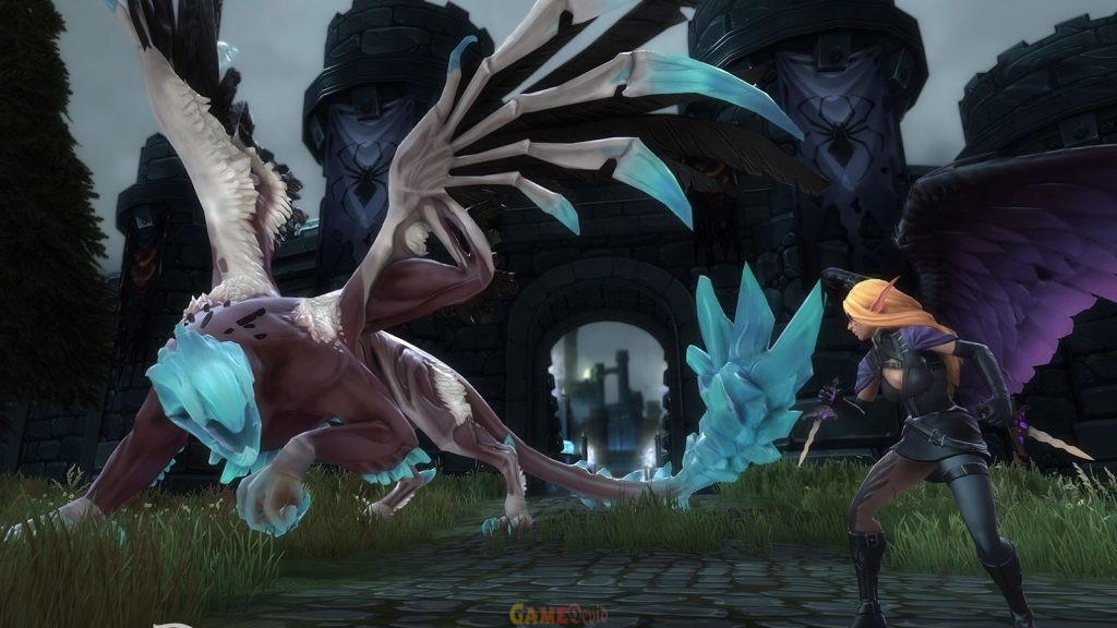 PvP MMO Crowfall HD PC Game Latest Download