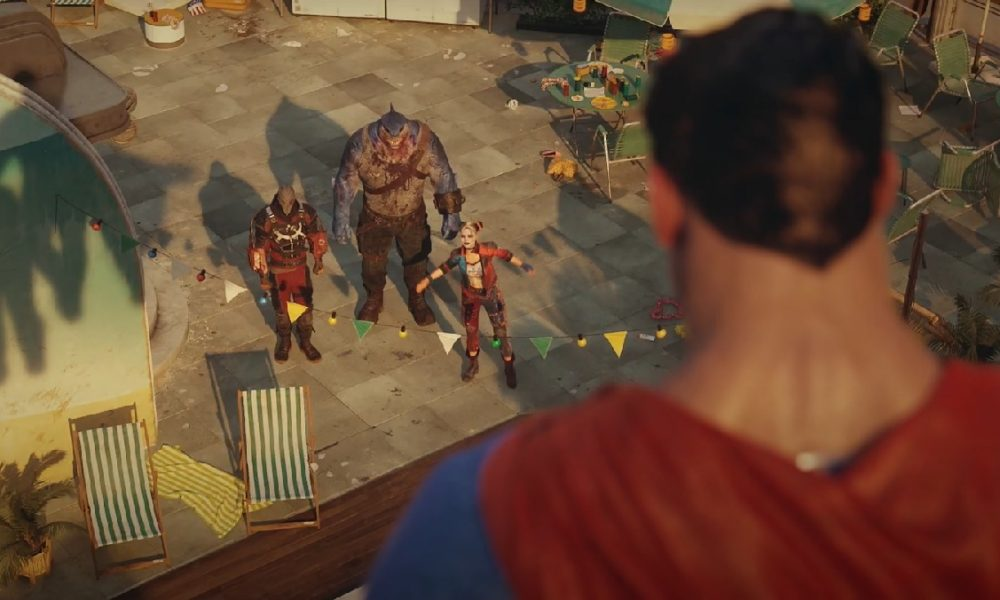 SUICIDE SQUAD: KILL THE JUSTICE LEAGUE PS4 GAME DOWNLOAD