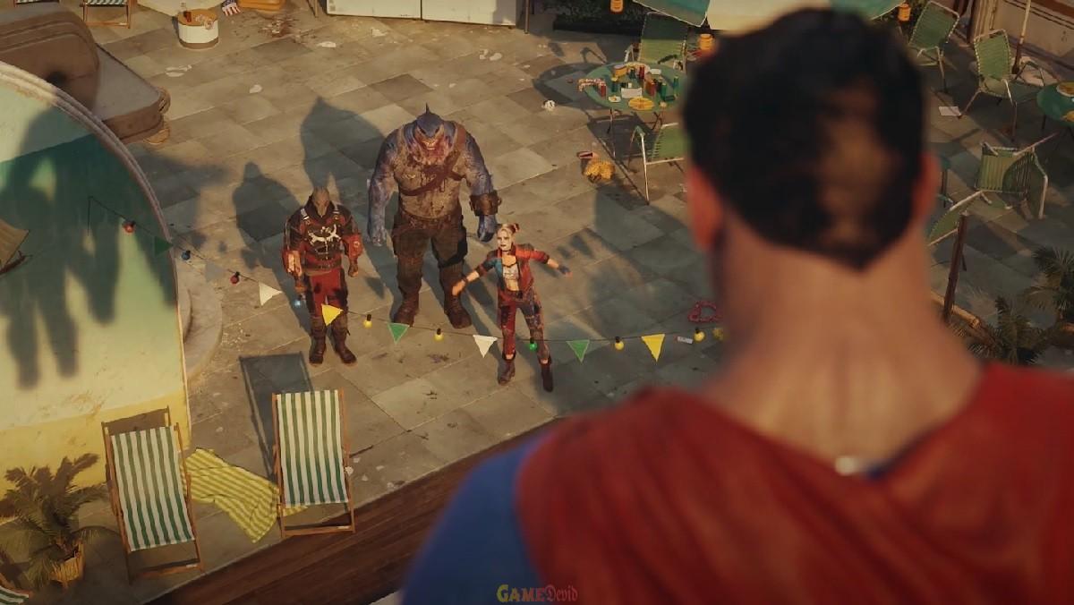 Suicide Squad: Kill the Justice League Xbox One Game Premium Version Download