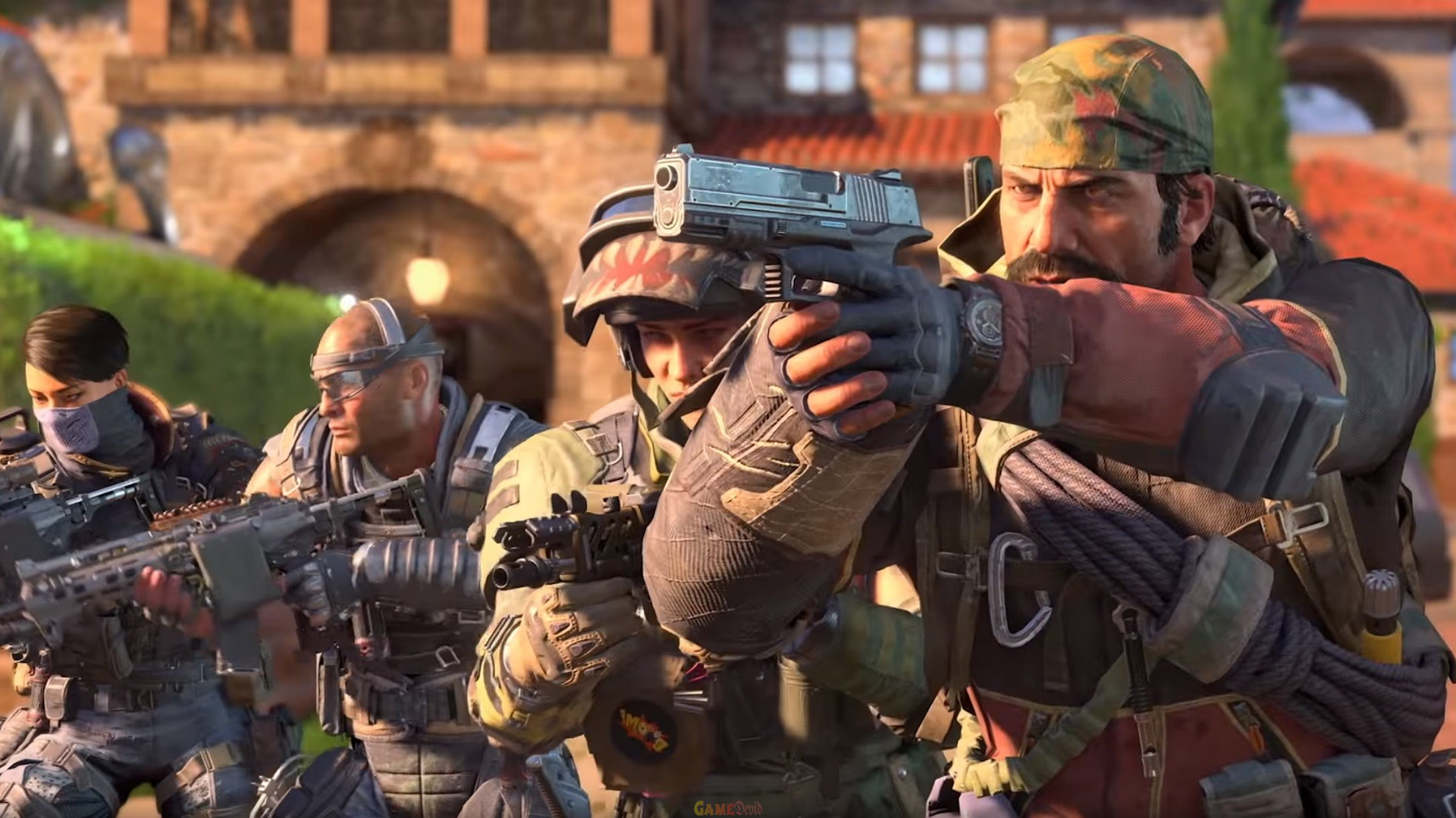 Call of Duty Black Ops 4 APK Mobile Android Game Full Setup Download