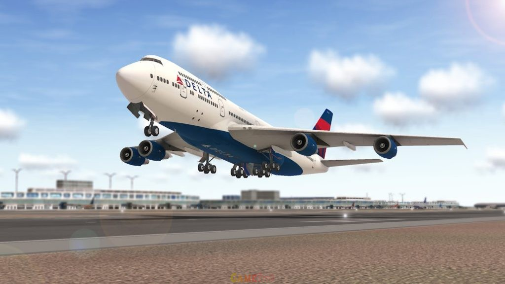 RFS Real Flight Simulator Pro Official PC Game Download Link Free