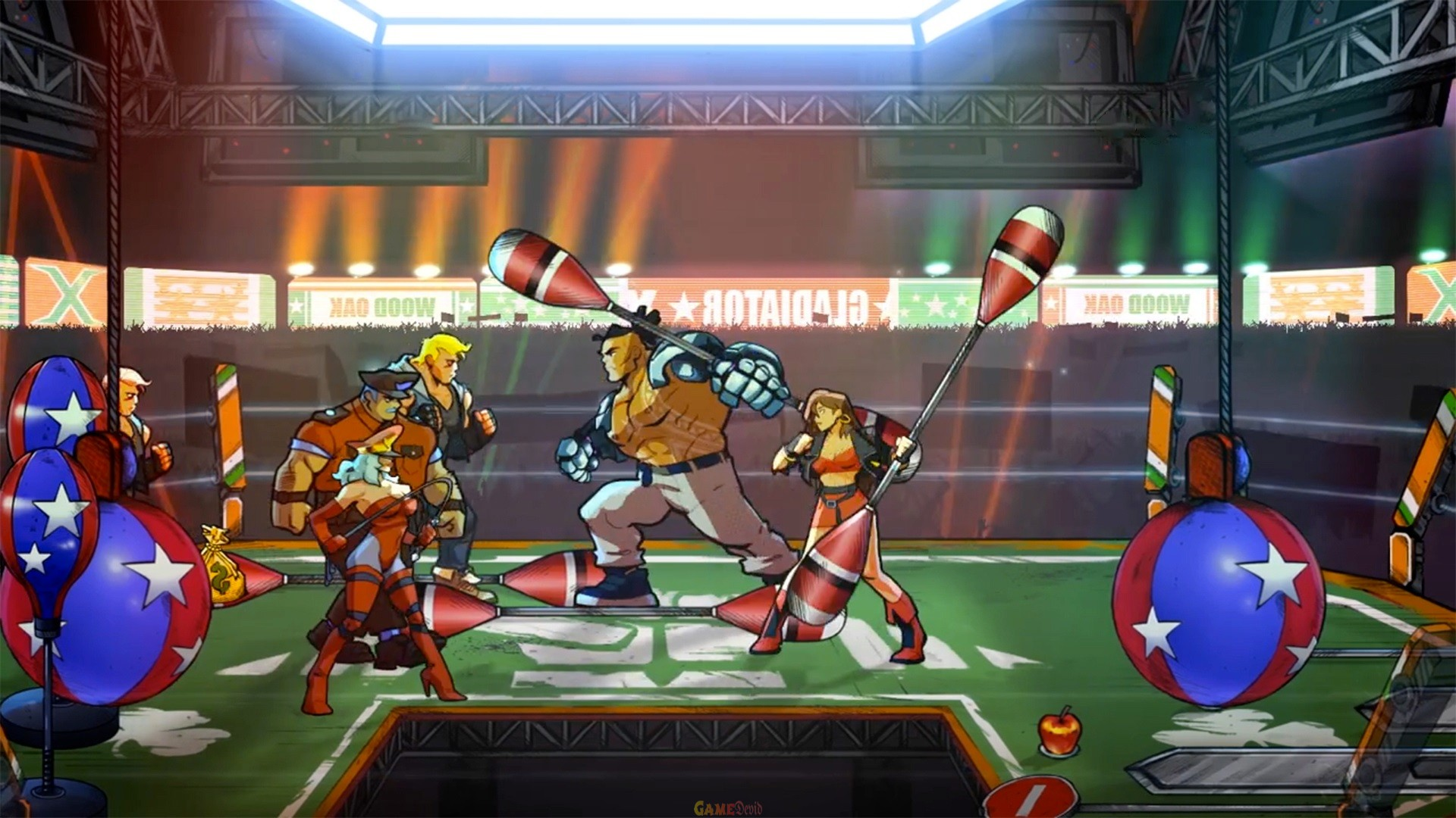 STREETS OF RAGE 4 XBOX ONE GAME DOWNLOAD NOW