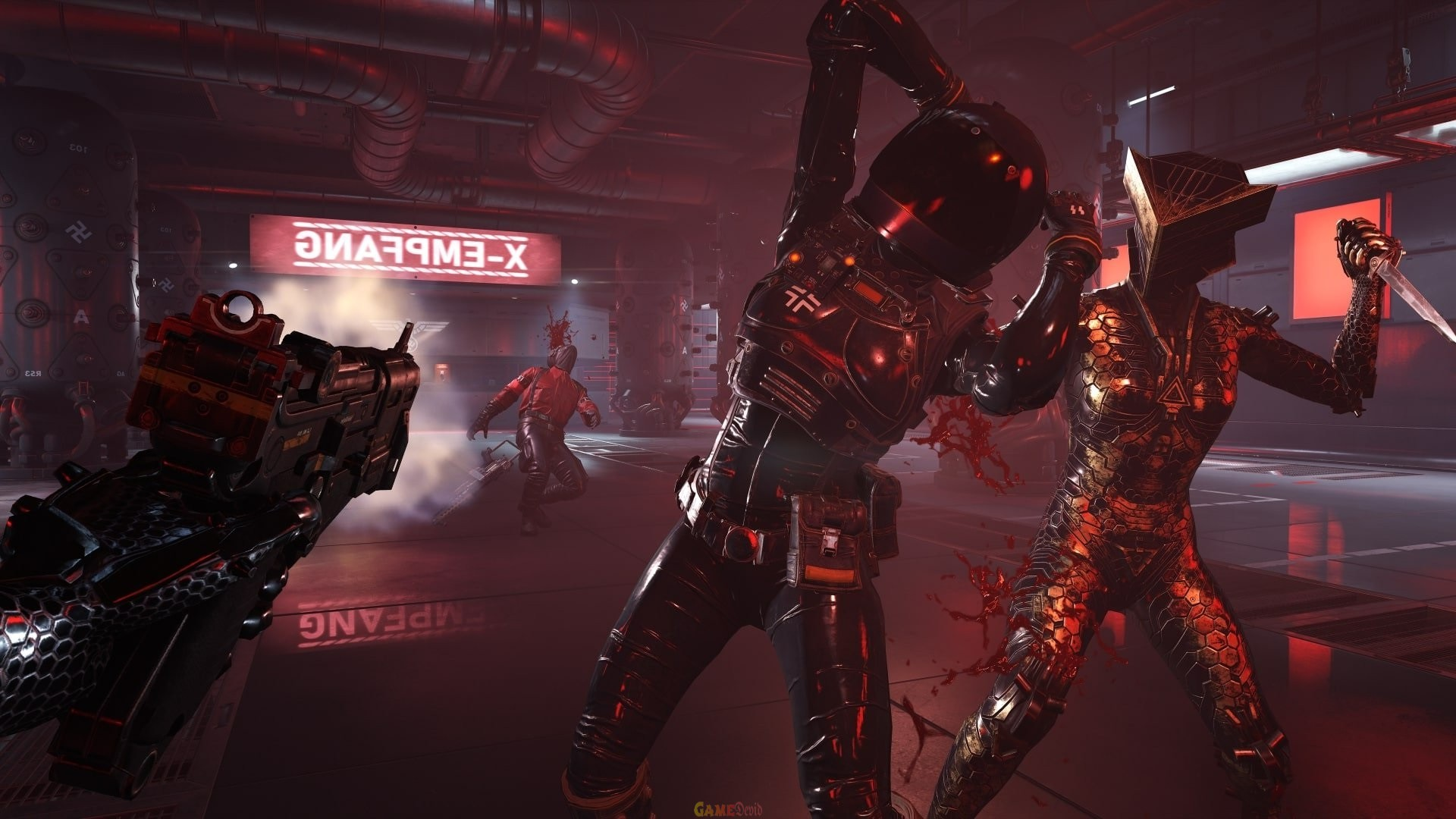 Wolfenstein: Youngblood APK Mobile Android Game Fast Download