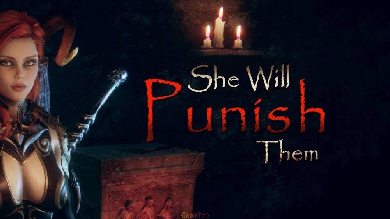 SHE WILL PUNISH THEM PS5 GAME LATEST EDITION DOWNLOAD