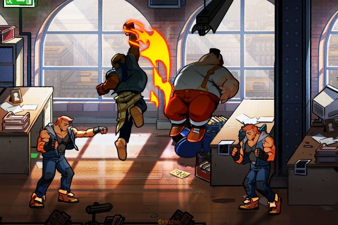 STREETS OF RAGE 4 Nintendo Switch Game Full Download