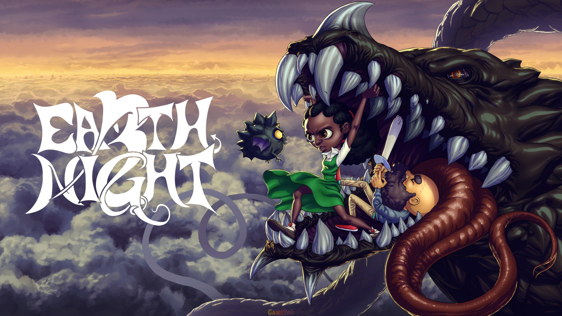 EARTHNIGHT COMPLETE PS4 GAME LATEST EDITION DOWNLOAD