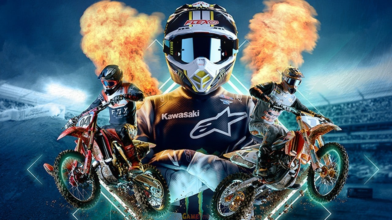 Monster Energy Supercross – The Official Videogame 4 Android Game Free Download