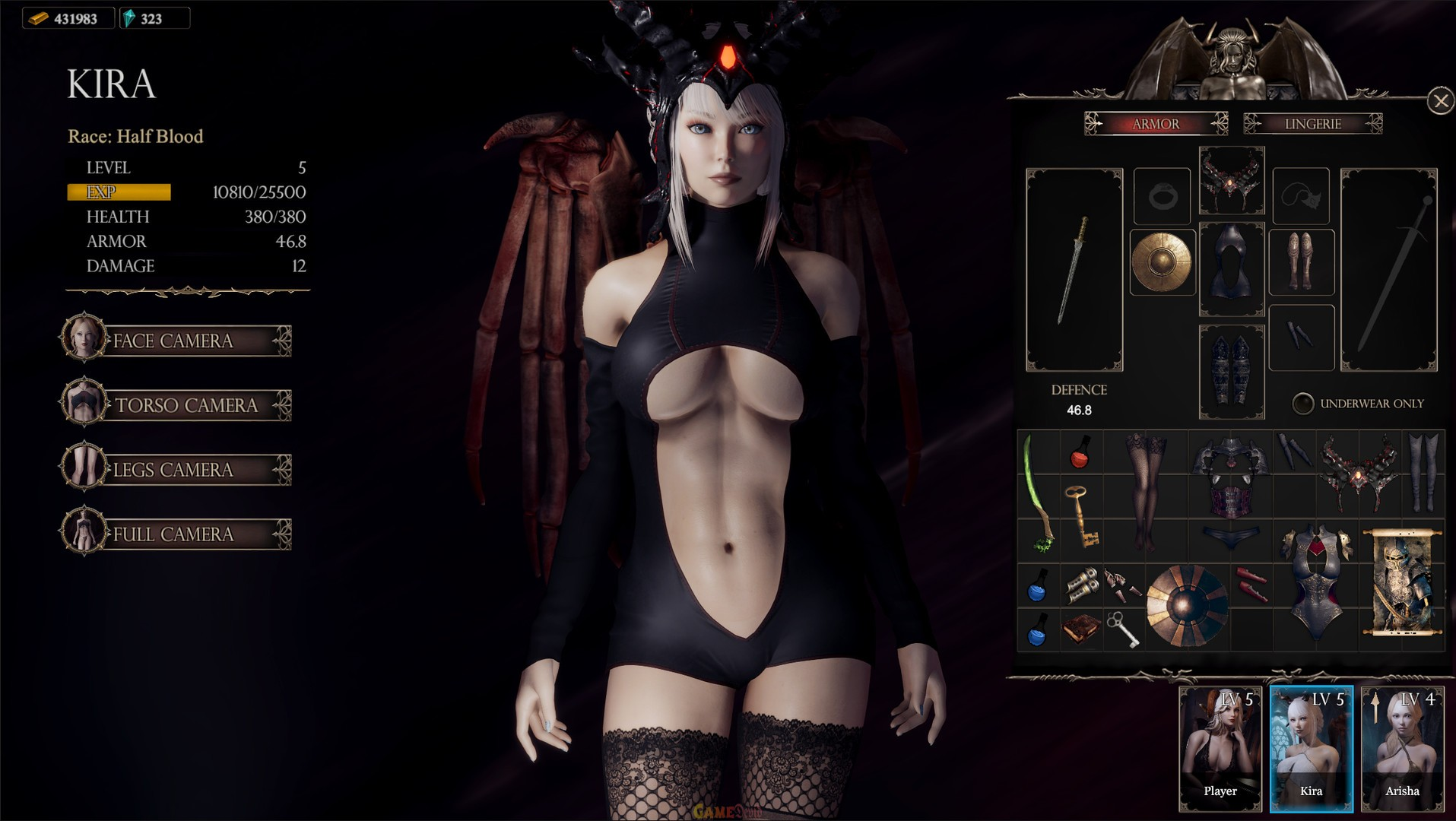 SHE WILL PUNISH THEM APK Mobile Android Game Full Setup Download