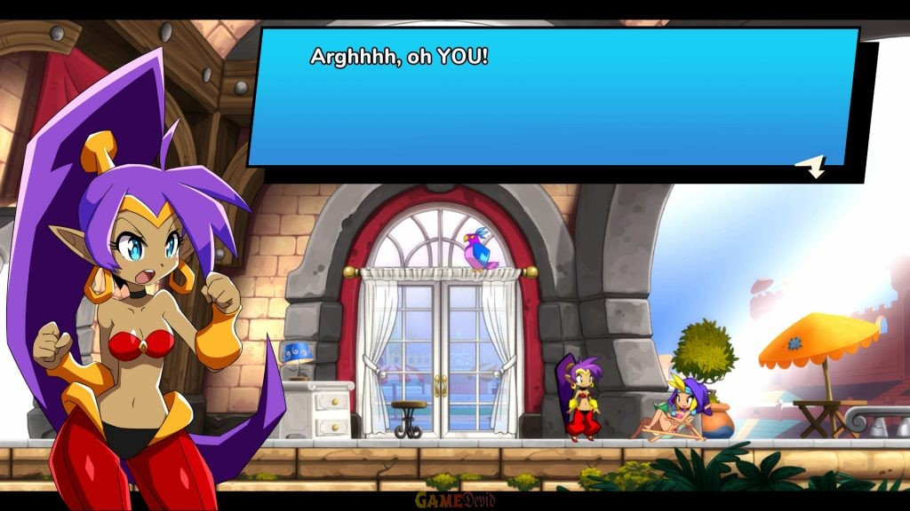 Shantae And The Seven Sirens Latest Microsoft Window PC Game Download