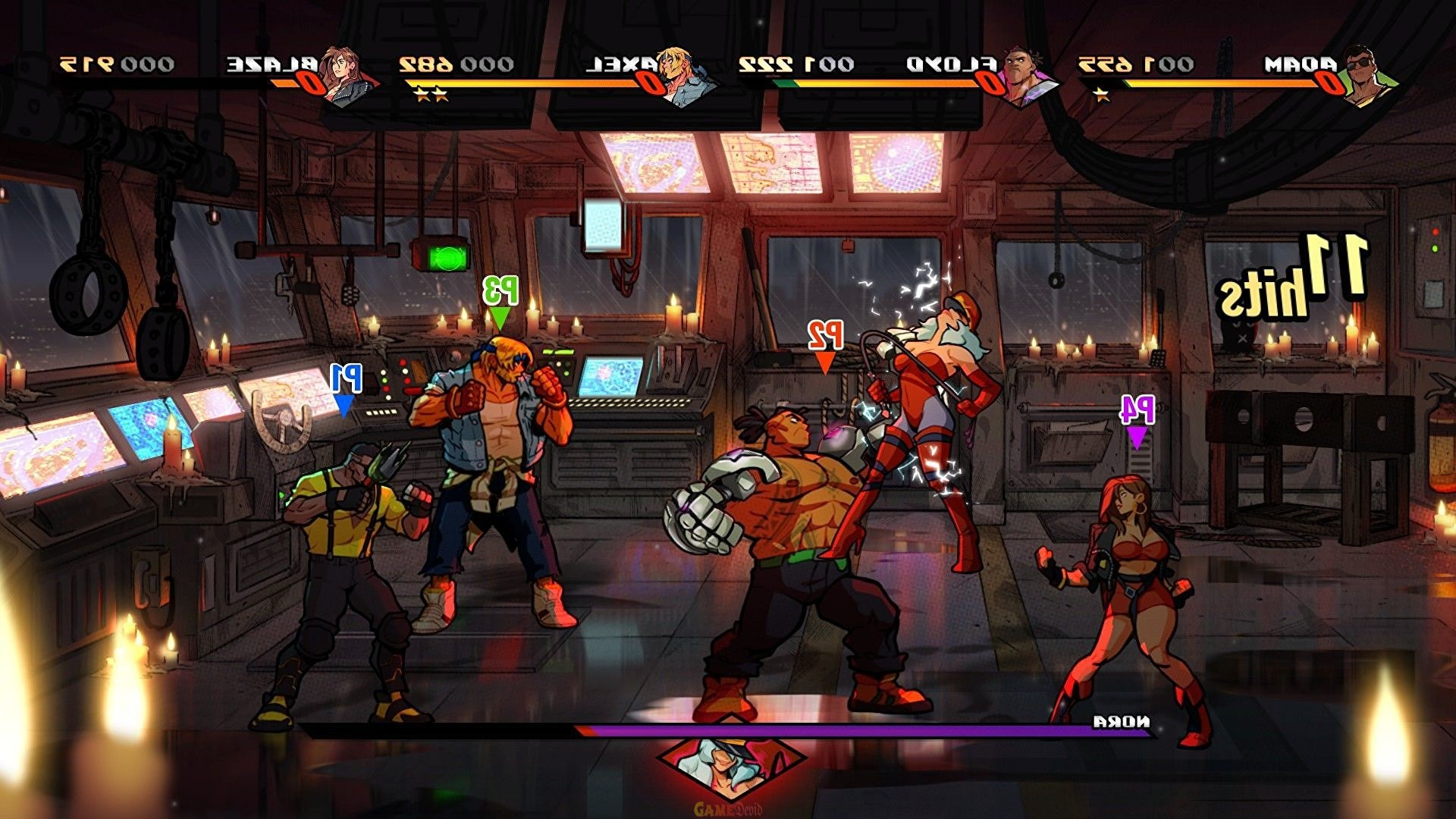 Streets of Rage 4 APK Mobile Android Game Full Setup Download