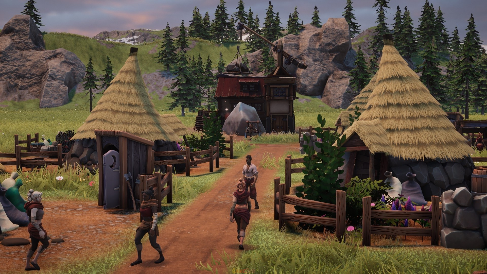 Distant Kingdoms Complete PC Game Full Download