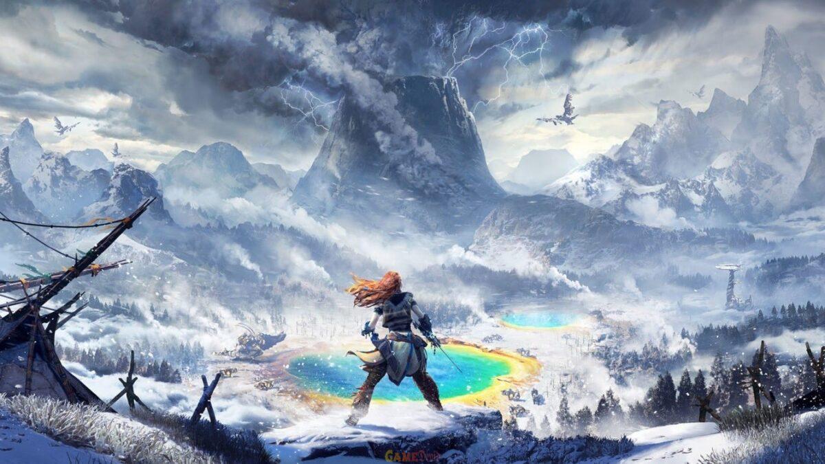 HORIZON ZERO DAWN PS5 Game Latest 2021 Version Full Download