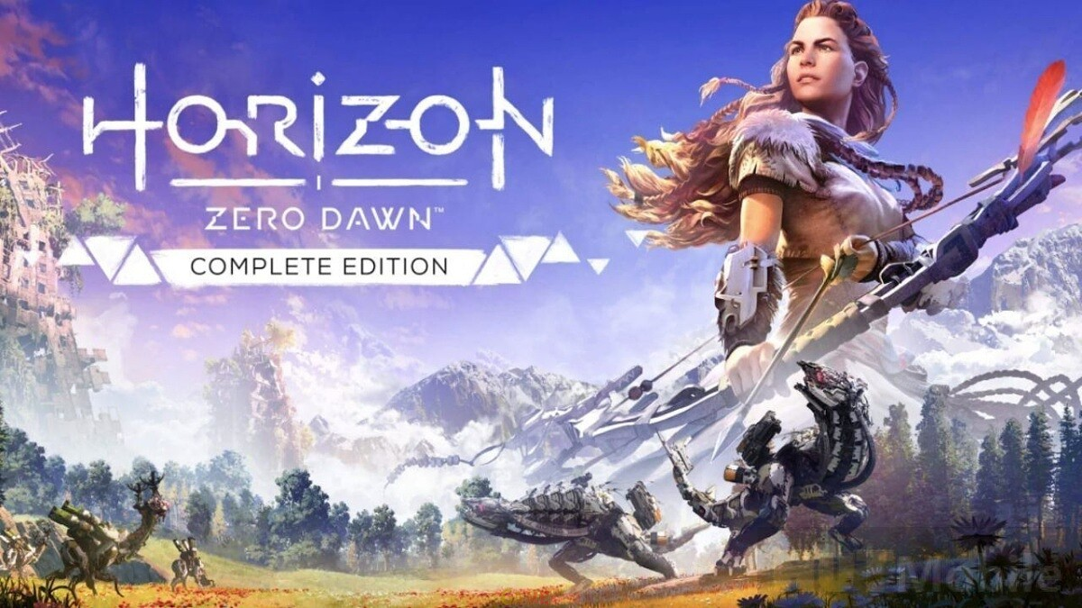 DOWNLOAD HORIZON ZERO DAWN PS4 GAME NEW SEASON