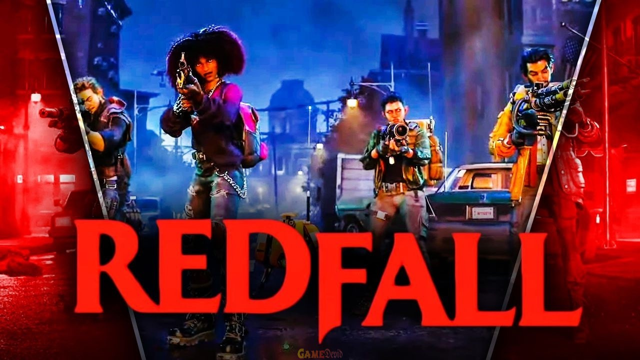 Redfall Complete PC Game Latest Version Download